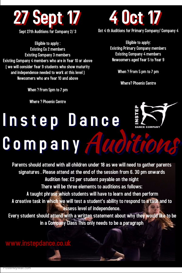 Instep Audition poster.jpg